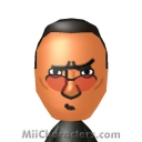 "Dwayne ""The Rock"" Johnson Mii Image by papi"