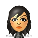 Melinda May Mii Image by kyburg