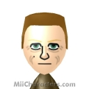 Christopher Walken Mii Image by Th3SourLemon