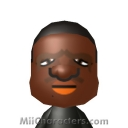 The Notorious B.I.G. Mii Image by St. Patty