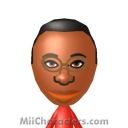 Tiger Woods Mii Image by St. Patty