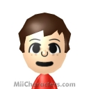 Dipper Pines Mii Image by Salazan