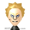 The Cybergeek Mii Image by Joseph Collins