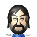 Luke Harper Mii Image by OtheOtie