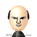 Paul Heyman Mii Image by OtheOtie