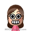 Mabel Pines Mii Image by VGFM