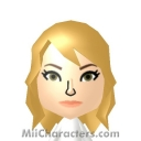 Gwen Stacy Mii Image by madhatter13