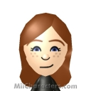Ginny Weasley Mii Image by Anne