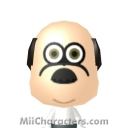 Brian Griffin Mii Image by Doodah