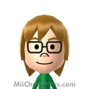 Graham Burns Mii Image by Dakinator