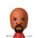 Capt. Benjamin Sisko Mii Image by Andy Anonymous