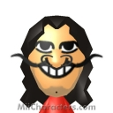 Captain Hook Mii Image by MethMouth