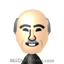 Dr. Phil McGraw Mii Image by H Hog