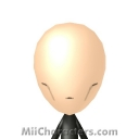 Slenderman Mii Image by PoketendoNL