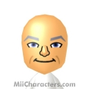 Mr. Clean Mii Image by PoketendoNL