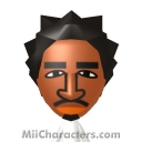 Darnell Turner Mii Image by DrGonzo