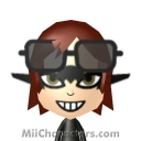 Midna Mii Image by MidnaGamer