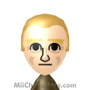 Cave Johnson Mii Image by TeeOS