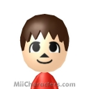 Animal Crossing Male Villager Mii Image by Burgy