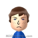 Randall D. Cunningham Mii Image by AnthonyIMAX3D