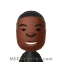 Dexter Darden Mii Image by AnthonyIMAX3D