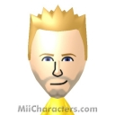 Chuck Greene (young) Mii Image by ZM5