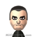 Frank West Mii Image by DxD Dragon