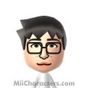 Zac Eisenstein Mii Image by DxD Dragon