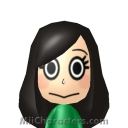 Asui Tsuyu Mii Image by Scales