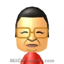 Kim Jong Il Mii Image by Arc of Dark