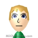 Link Mii Image by Amiibo Maker