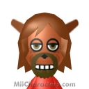 Foxy the Pirate Mii Image by Ghoul McSpook