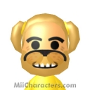 Golden Freddy Mii Image by Ghoul McSpook