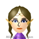 Princess Zelda Mii Image by Ghoul McSpook