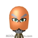 Fox McCloud Mii Image by Amiibo Maker