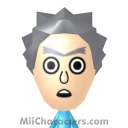 Rick Sanchez Mii Image by suicidemission