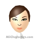 Liza Snow Mii Image by suicidemission