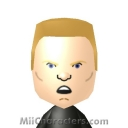 Brock Lesnar Mii Image by JasonLives
