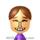 Happy Mask Salesman Mii Image by Digibutter