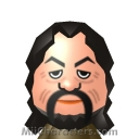 Rubeus Hagrid Mii Image by Law