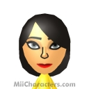 Alicia Keys Mii Image by Law