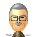 Commissioner Gordon Mii Image by Cyborgsaurus