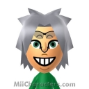 Malachite Mii Image by VGFM