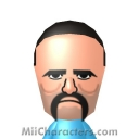 "Chuck ""the Iceman"" Liddell Mii Image by derrick"