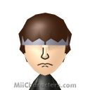 Solid Snake Mii Image by Apple Strudel