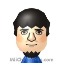 Jon Jafari Mii Image by IntroBurns