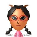Meenah Peixes Mii Image by littletigress