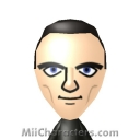 Christopher Eccleston Mii Image by Kimmyboii