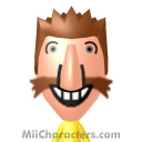 Nigel Thornberry Mii Image by Arc of Dark