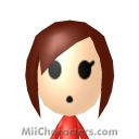Shy Guy Girl Mii Image by RiceSage